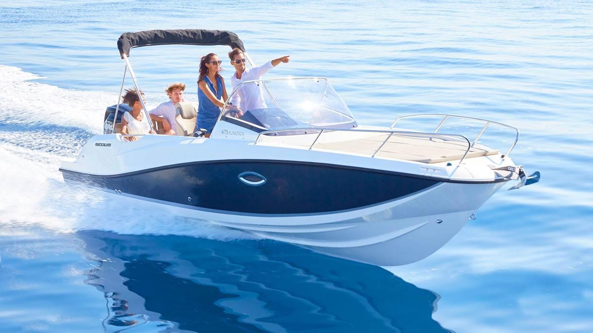 Rent a boat in Podgora, boat rental
